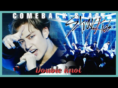 [comeback Stage]stray Kids Double Knot,스트레이 키즈 Double Knot Show Music Core 20191012