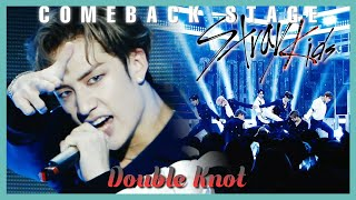 Gambar cover [Comeback Stage]Stray Kids-Double Knot,스트레이 키즈-Double Knot show Music core 20191012