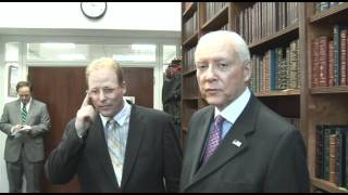 The Congressional Budget Office Notices A Budget Crisis, Hatch Has Noticed For Years