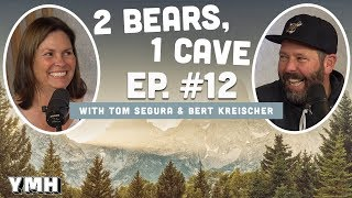 Ep. 12   2 Bears 1 Cave w/ Bert & LeeAnn Kreischer