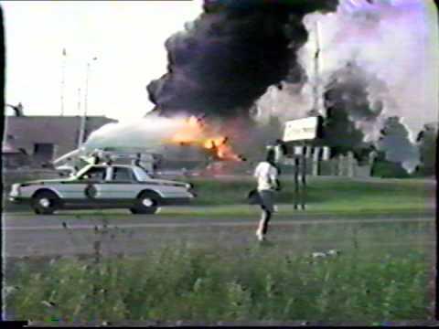 Coyne Chemical Fire