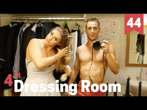 4th Moulin Rouge Dressing Room Tour