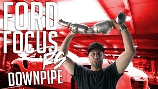 JP Performance - Ford Focus RS | Downpipe