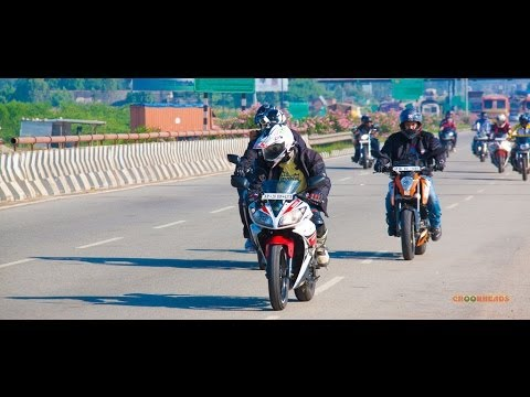 "IBW ""Chai & Pakoda"" Ride - 400+ Bikers Together in Hyderabad!"