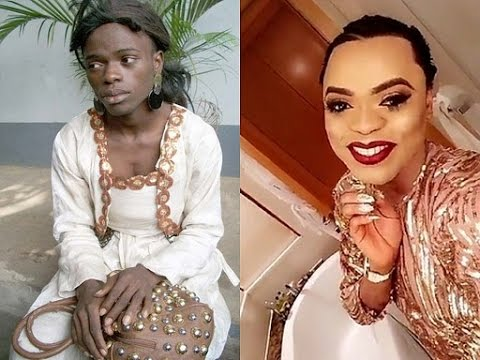 Image result for Bobrisky And his almighty Bae