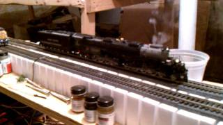 The M & M Railroad HO Model Train Layout Part 29