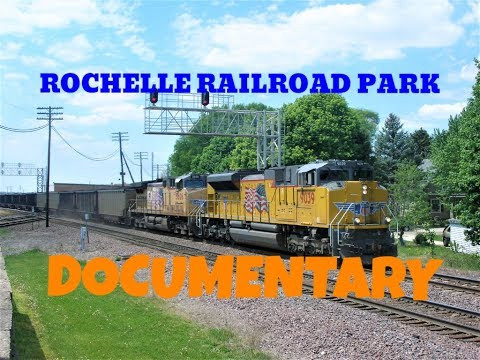 Rochelle Railroad Park - Documentary