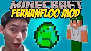 FERNANFLOO MOD - Armadura, herramientas y mas Carajo! - Minecraft mod 1.7.10 Review ESPAÑOL