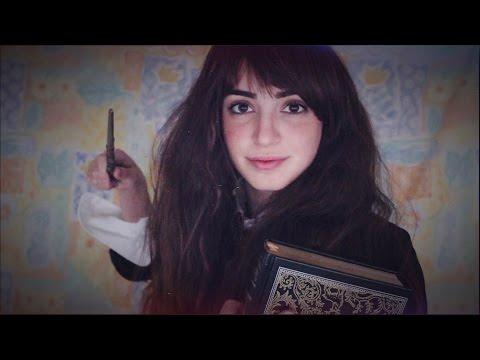 asmr---hermione-finds-you-in-hogwarts