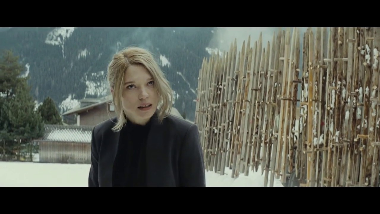 007 Spectre 2015 James Bond A Sauvé Madeleine Swann 1 Hd
