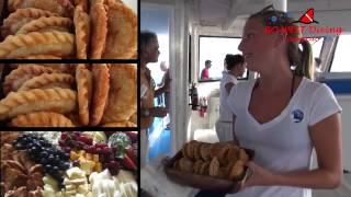 キュラソー島カリブクルーズ Curacao Caribbean Sunset Cruise