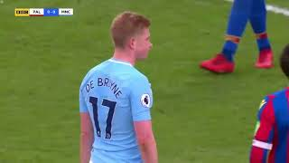 Crystal Palace vs Manchester City 0-0 - Highlight - EPL - 31/12/2017