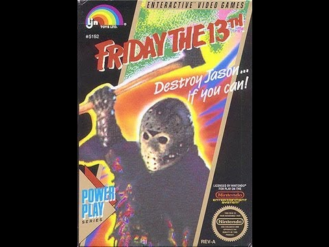 Friday the 13th Video Walkthrough