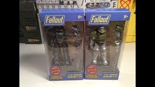 Fallout T-60 & T-51 Mega Merge Armor Figures !!!