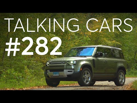 2020 Land Rover Defender First Impressions; CR's Annual Auto Reliability Survey | Talking Cars #282