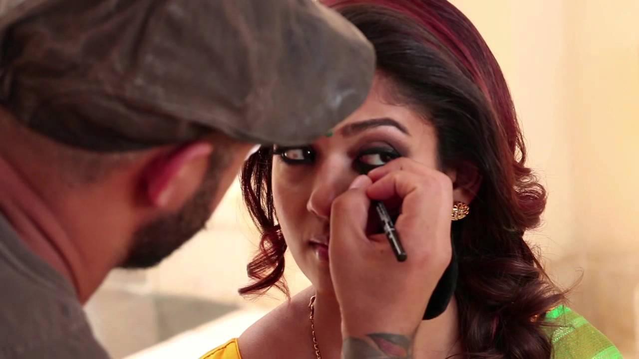 Making Of The Shubh Aarambh Video With Ravishing Nayanthara Youtube