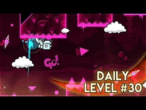 DAILY LEVEL #30 | Geometry Dash 2.1 -