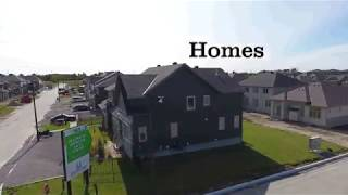 Fernbank Crossing Aerial by Phoenix Homes