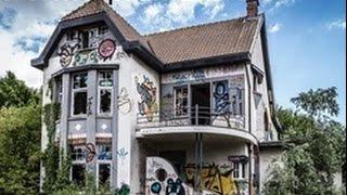 Wormerpranks #41 Verlaten spookvilla in Doel! (België)