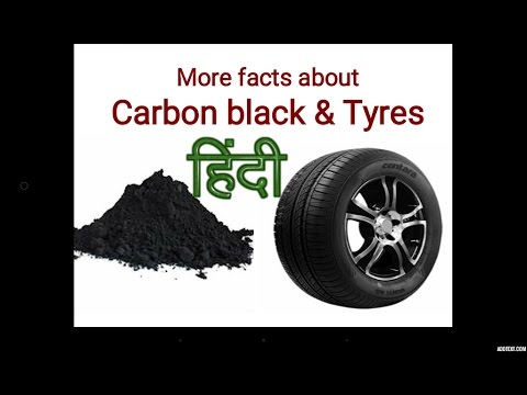 Automobile Hindi | More about carbon black & tyres in hindi