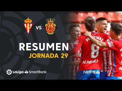 Gijon Mallorca Goals And Highlights