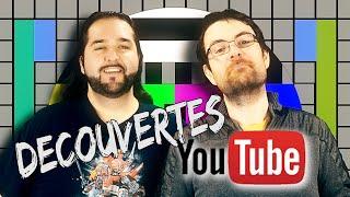(NOUVEAU) Découvertes Youtube