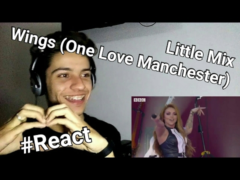 Little Mix - Wings (One Love Manchester) | Reaction