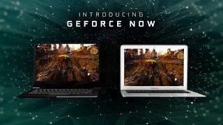 GeForce NOW - Official CES 2017 Teaser Trailer