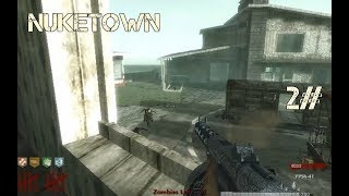 Call of Duty World at War | Custom Map #42 | Nuketown | #2