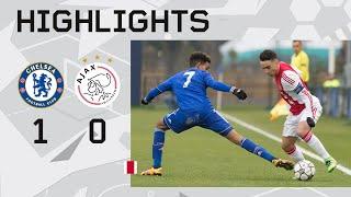 Highlights Chelsea - Ajax A1 (Youth League)