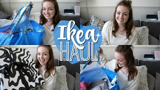 IKEA HAUL! | SPRIDD COLLECTION & NEW OFFICE! ♡ | Brogan Tate AD