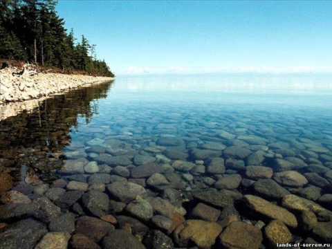 Красоты озера Байкала! - YouTube