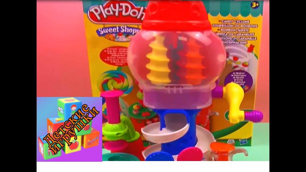 Плей до Фабрика пирожных Frosting Fun Bakery Playset Sweet Shoppe .