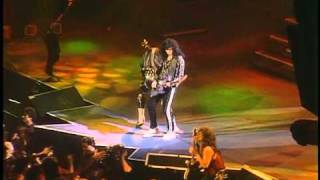 KISS - KISSOLOGY Vol. 2 1978-1991 - Disc 3 - Live At the Palace 1990 - Tears Are Falling