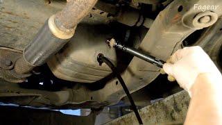 Замена моторного масла на Hyundai Accent(По просьбам подписчиков решил снять инструкцию по выполнению одной из самых простых операций обслуживания..., 2015-06-26T13:00:02.000Z)