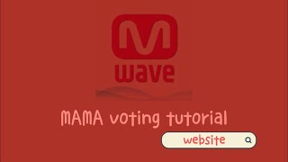 How to Vote for MAMA 2020