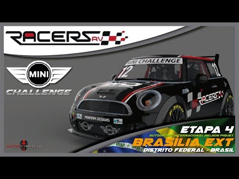Mini Challenge│RacersAv Round #4 - Brasilia