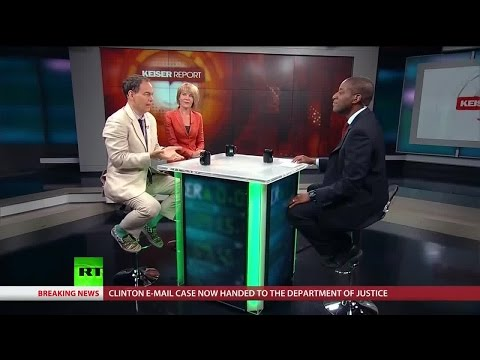 [630] Max Keiser and Stacy Herbert, turmoil in in post-Brexit markets