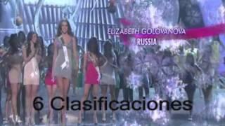 Top 35 Paises EN Miss Universo 2000 2013