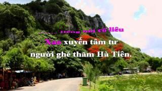 [Karaoke Beat] Hà Tiên - Lê Dinh (Đơn Ca)