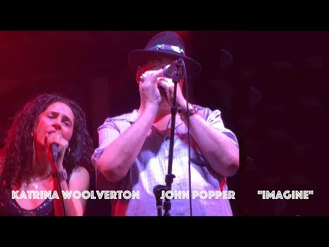 John Lennon-Imagine (cover by John Popper , Katrina Woolverton and Ben Wilson)