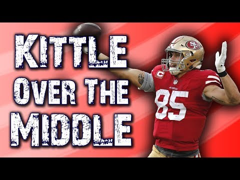 George Kittle and Kyle Shanahan are an incredibly DANGEROUS duo