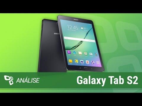 """Samsung Galaxy Tab S2 9,7"""" [Análise] - TecMundo"""