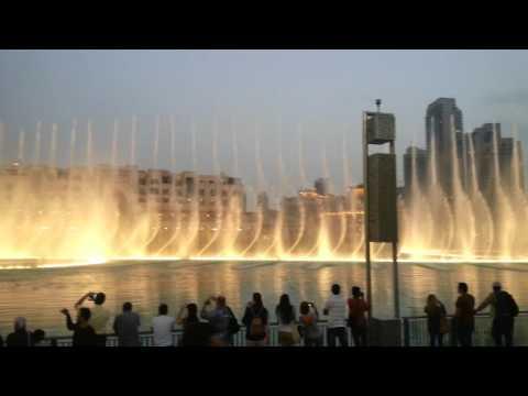 DUBAI. WATER FAIR . FARHAN MEGASTAR