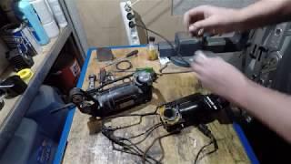 Air suspension repair