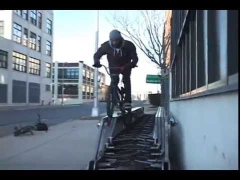 Animal Bikes: Joey Piazza - Neglected Neighborhoods