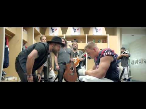 Music Deserves Bose featuring JJ Watt & Zac Brown Band