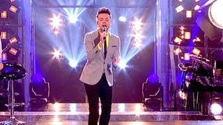 The Voice UK 2013 | John Pritchard