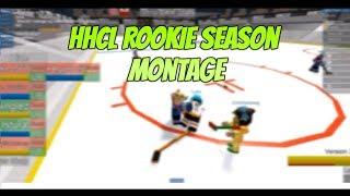 Roblox My Rookie Saison HHCL Montage 'MikeJ567'