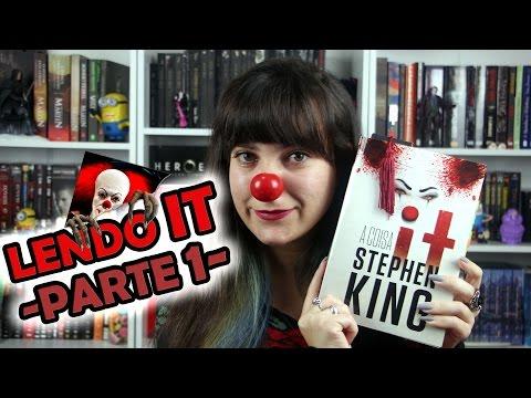 It: A Coisa - Stephen King [DIÁRIO DE LEITURA] #1